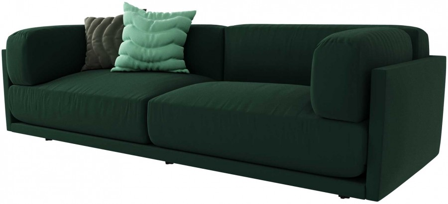 Lounge Dark Green